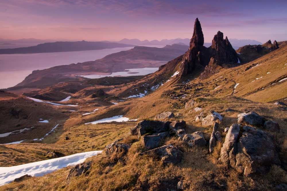 The Isle of Skye - image by Andrew Norelli