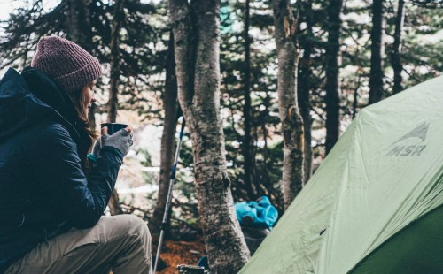 what to take for camping