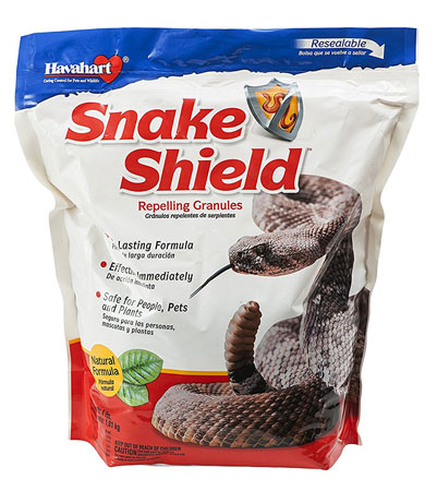 snake repellent for yards
