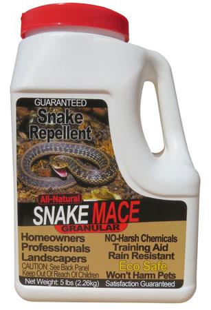 good snake deterrent