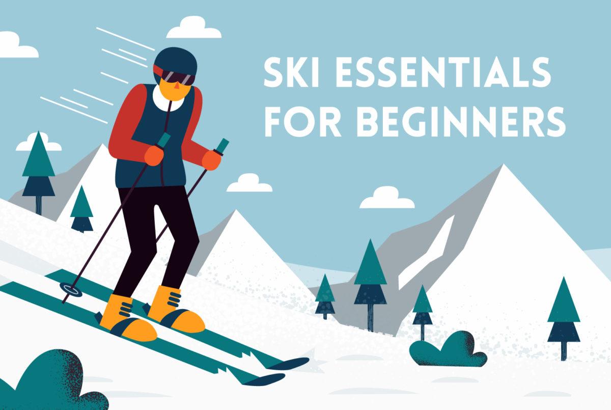 Essential ski gear for beginners