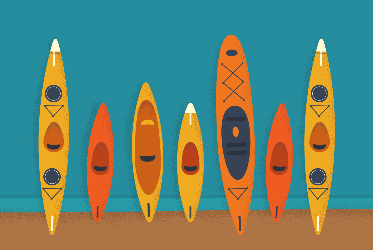 Ultimate Guide To Kayaks